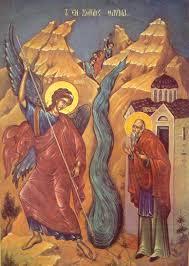 Αποτέλεσμα εικόνας για Το εν Χώναις Θαύμα του Αρχάγγελου Μιχαήλ