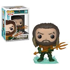 <b>Funko POP</b> Heroes: Aquaman - <b>Arthur Curry in</b> Hero Suit - Walmart ...