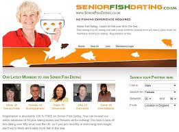 Louise posted a picture of herself on her profile on the senior dating website www