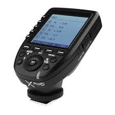 Пульт-<b>радиосинхронизатор Godox Xpro-C TTL</b> для Canon купить ...