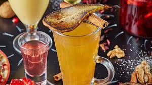 Вкус ноября: облепиховый <b>чай</b>, сок со специями и ромом и ...