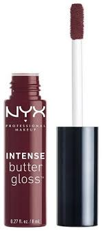 NYX <b>Блеск для губ Intense</b> Butter Gloss — купить по выгодной ...