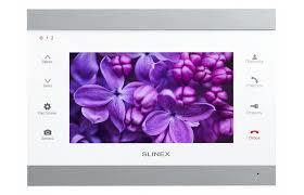 <b>Slinex SL</b>-<b>07IP</b> купить IP <b>видеодомофон</b> для квартиры и офиса