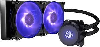Cooler Master MasterLiquid ML240L RGB Close ... - Amazon.com