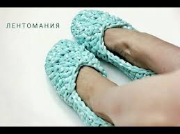 Crochet Elegant Slippers | Projects to try | Crochet slippers, Crochet ...