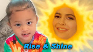 Stormi Shades Kylie Jenner Rise & Shine Song In New Viral Video ...