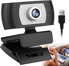 Webcam with Microphone,1080P HD Webcam USB ... - Amazon.com