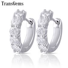 transgems sterling <b>silver</b> hoop earrings | cloud-partizan.ru
