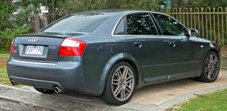 Audi Rs4 2001 Audi S The