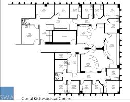 coastal kids medical center saunders wiant oc view floorplan