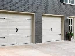Garage Door Exterior Trim - Exterior garage door