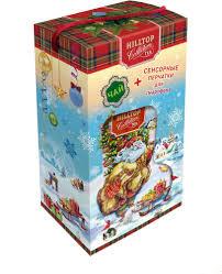 <b>Hilltop</b> Набор Волшебный Дед Мороз <b>чай</b> черный листовой ...