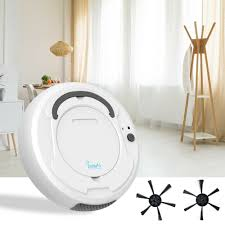 <b>1800Pa Multifunctional Robot vacuum</b> cleaner 3-In-1 Auto ...