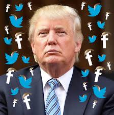 Image result for donald trump et twitter