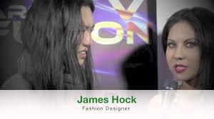 art in fusion tv rebeca riofrio interview fashion designer james art in fusion tv rebeca riofrio interview fashion designer james hock