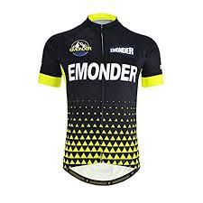 Buy SRS Summer Men <b>Cycling Jersey Mavic</b> Pro Team Short ...