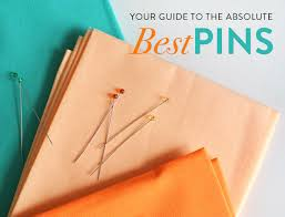 The 2 Absolute Best <b>Pins</b> for Quilting - Suzy Quilts