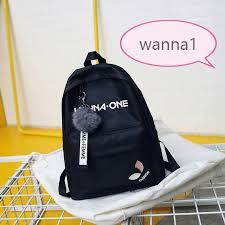 Exo Twice hot Women Monsta Style <b>Got7</b> K Pop sell <b>Backpacks new</b> ...