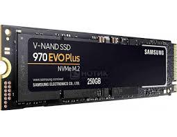 <b>Внутренний SSD</b>-<b>накопитель Samsung</b> 970 EVO Plus <b>250Gb</b>, M.2 ...