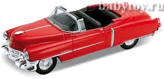 <b>Welly Модель винтажной машины</b> 1:34-39 Cadillac Eldorado, 1953