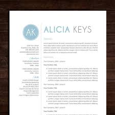 resume word document template  seangarrette coresume cv template the alicia resume design in blue instant download word doc template format resume resumetemplate cv   resume word document