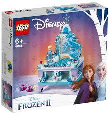 <b>Конструктор LEGO Disney</b> Princess 41168 Frozen II <b>Шкатулка</b> Эльзы