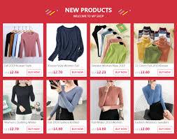 Fashion <b>Women's Sweaters</b> 2019 <b>Korean Style Women</b> Winter ...