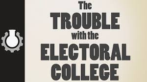 advantages and disadvantages of electoral college occupytheory
