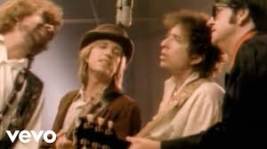The <b>Traveling Wilburys</b> - Handle With Care (Official Video) - YouTube