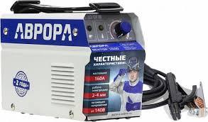 <b>Сварочный инвертор</b> АВРОРА <b>Вектор</b> 1600 — купить в интернет ...