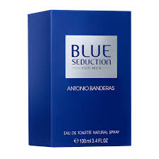 Мужская парфюмерия <b>ANTONIO</b> BANDERAS Blue Seduction for Men