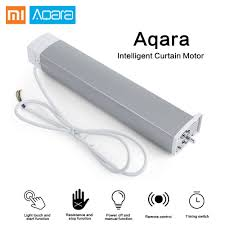 Xiaomi <b>Aqara Smart</b> Curtain Motor Intelligent Zigbee Wifi For xiaomi ...