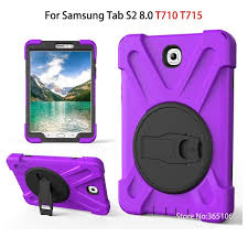 Tab S2 T710 Kids Safe Shockproof <b>Heavy Duty Silicone Case</b> For ...