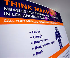 U.S. officials say measles cases hit 25-year record high