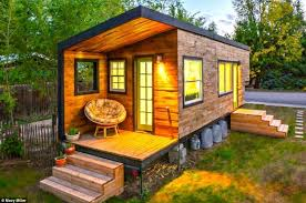 Small Picture The tiny home built from scratch for 11000 by architect Daily