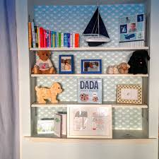 peony and grahams shabby chic nautical nursery an interview in monogram it and have family and friends leave sweet messages for baby d it is memorable and a perfectly nautical addition to the nursery