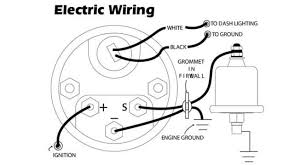 auto gauges wiring diagram wiring diagram man 4 8 aero car wiring diagrams