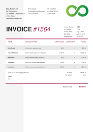 helpingtohealus marvellous invoice sample lovely best invoice helpingtohealus great invoice template designs invoiceninja appealing enlarge and terrific proforma invoice template word also android invoice app in