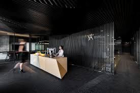 hillam office reception area architects office design