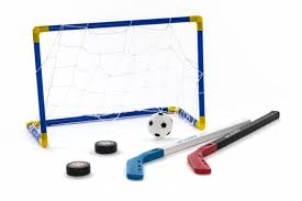 Набор детский для <b>игры</b> в хоккей <b>Хоккейное настроение Bradex</b> ...