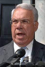 Former Boston Mayor Thomas Menino