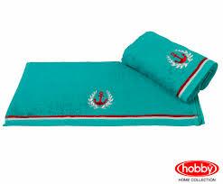 Купить Махровое <b>полотенце</b> с <b>вышивкой 70х140</b> MARITIM ...