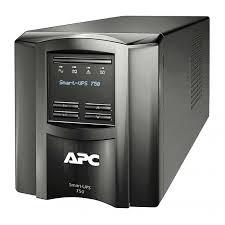 <b>SMT750</b> - <b>APC Smart</b>-<b>UPS 750VA 500W</b> LCD Refurbished - 1 Year ...