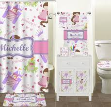 prince bathroom accessories set ceramic personalized