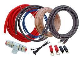 Какие провода нужны для подключения <b>сабвуфера</b> и усилителя?