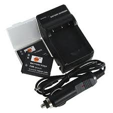 DSTE <b>2x EN-EL19 ENEL19</b> Battery + Charger for Nikon Coolpix ...