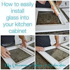 quick kitchen cabinet makeover