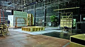 movie set construction