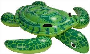 <b>Intex Игрушка</b> для катания по воде <b>Морская</b> Черепаха 56524 ...