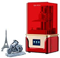 <b>QIDI TECH</b> Shadow 5.5 S 3D Printer, UV <b>LCD</b> Resin Printer with ...